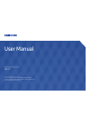Samsung SBB-SSF Operation & User's Manual 104 pages