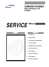 Samsung Msys 6750 Service Manual 118 pages