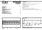 Roland A-37 Owner's manual