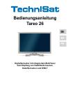 TechniSat Tareo 26