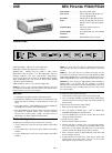 NEC Pinwriter P5200 Manual 2 pages