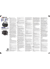 AudioSonic CD-1596 Instruction Manual 3 pages