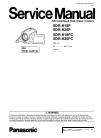 Panasonic SDR-H18P