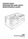 NEC D2246 Maintenance Manual 164 pages