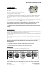 M-LOCKS ML6740 Technical Manual 8 pages