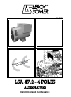 Leroy-Somer LSA 47.2