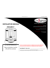 Insignia INS1057 Installation Manual 31 pages