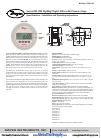 Dwyer Instruments Series DM-1000