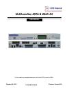 DPS Telecom NetGuardian 832A G5