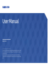 Samsung SH37F Operation & User's Manual 188 pages