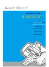 Samsung SF-330 Repair Manual 49 pages