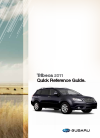 Subaru 2011 Tribeca Owner's manual