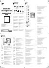 Samsung UD46E-A Quick Setup Manual 2 pages