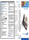 Samsung ITP-5012L Quick Reference Manual 8 pages